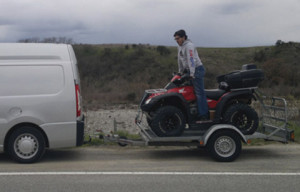 noleggio carrello auto Ravenna